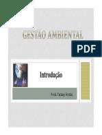 UNIDADE I - Introdução e Principais Conceitos