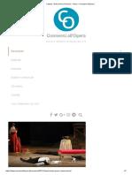 Catania, Teatro Greco Romano – Tosca – Connessi All'Opera