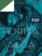 La Forma Del Agua - Guillermo Del Toro