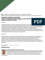 MANTRA MENCARI PENCURI ~ bendabertuah.pdf