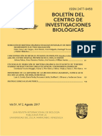 Heavy metals concentration in the bivalves Anadara tuberculosa and A. similis from estuary Huaylá, El Oro province, Ecuador