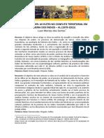 HISTÓRIA E PODER - Luan Moraes Dos Santos