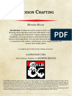 Poison Crafting_ Revised Rules