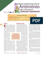 Química - Cadernos Temáticos - Antimônio