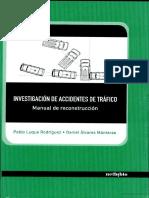 Investigación de Accidentes de Transito