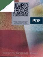 Personalidad Aquilino Libro Con Enfoque Fenomenologico