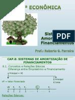 Sistemas de Amortizaçãode Financiamentos