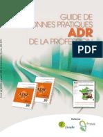 Guide de Bonnes Pratiques Adr de La Profession - Fnade 2013 (Très Intéressant)