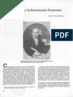 Lavoisiere y Revolucion Francesa