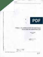 Tema 1 Planificacion - Sistemas Industriales