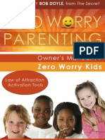 Zero Worry Parenting Manual
