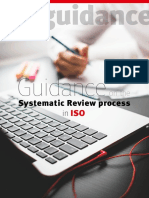 Guidance Systematic Review