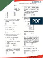 Exam Uni 2018 1 Matematica