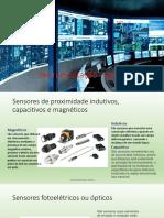 Instrumentação - sensores