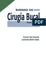 Tratado de cirugia bucal de Gay Scoda.pdf