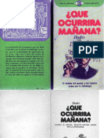 Que Ocurrira Manana - Hades.pdf