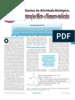 Química - Cadernos Temáticos - Atividade Biológica