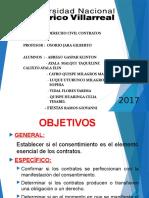 Contratos Parte General Ppt
