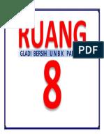 Label Ruang Gb 2 Paket c