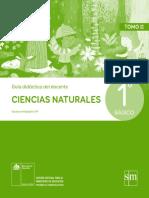 Ciencias Naturales 1º básico - Guía didáctica del docente tomo 2.pdf