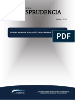 Jurisprudencia 2015 Cámara Nacional de Casación en lo Criminal y Correccional.pdf
