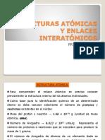 Tema 2 - Enlace atómico