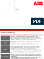 ABB Electric Segmentation Case (Customer Choice)