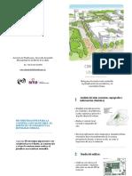 Guia de Construccion y Planificacion Sostenible
