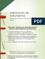 CLASE 5 Elaboración de Instrumentos.pptx
