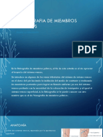 Flebografia de Miembros Pelvicos