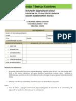 5.- Guía de Observación 2° Sesión (1) CTE secundaria