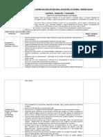 Matriz de Competencias y Capacidades de Hge Secundaria