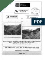 PRECIOS UNITARIOS CARRETERAS.pdf