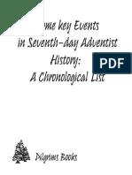 Key SDA History