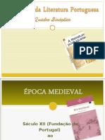 Literatur a Portuguesa Quadros in p Tico
