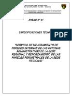 Esp. Tecnicas - Medio Libre- Modificado