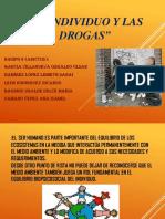 El Individuo y Las Drogas