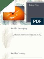 Edible Film