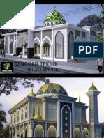 Masjid Cantik