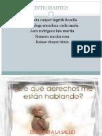 derechoalasalud1-140708150659-phpapp01