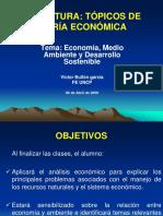 Economía y Ambiente 1ra -2da Semana