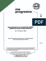 Jacinto Et Al. - 1996 - Evaluación de La Calidad Del Medio Marino en Bahía