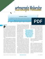 Química - Cadernos Temáticos - Espectropia Molecular