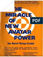 The Miracle of New Avatar Power