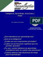 Inteligencia Aprendizaje emociones y riesgo.pdf