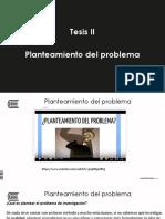 Clase DE TESIS