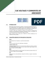 02 Leyes de Voltajes y Corrientes de Kirchhoffs