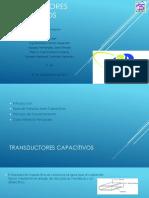 TRANSDUCTORES CAPACITIVOS
