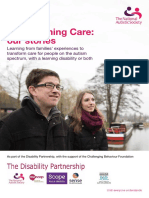 Transforming Care_Our Stories
