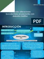 Principales alteraciones bucodentales en pacientes con diabetes.pptx